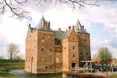 Castles in the Netherlands Loevestein Castle