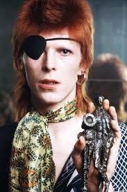 David Bowie eye patch