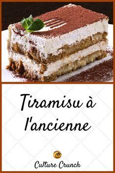 Discover recipes, home ideas, style inspiration and other ideas to try. Tiramisu Dessert, Tiramisu Speculoos, Easy Cake Recipes, Easy Desserts, Dessert Recipes, Canned Blueberries, Vegan Scones, Scones Ingredients, Italian Desserts