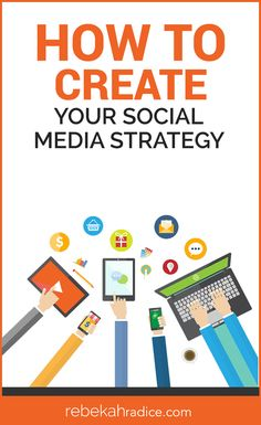 Create your social media strategy! 7 tips to equip you with the tools and information you need to take advantage of all social media has to offer. Social Media Training, Power Of Social Media, Social Media Tips, Social Media Marketing Business, Marketing Tools, Content Marketing, Business Tips, Online Business, Social Media Template