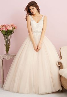 Allure Romance 2750 Wedding Dress - The Knot