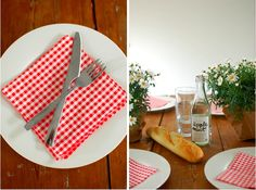 Gingham - Project Wedding Blog