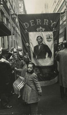 Robert Frank, Derry, c.1950s-60s