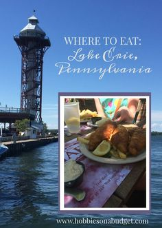 Looking for a great restaurant in Lake Erie, Pennsylvania? Smugglers Wharf is a great atmosphere that lets you sit on the dock of the bay! Hot fresh seafood in a great family atmosphere! Us Road Trip, Family Road Trips, Family Travel, Erie Pennsylvania, Great Lakes Region, Us Destinations, Worldwide Travel, Lake Erie, Beach Trip