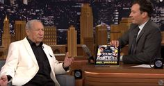Mel Brooks stopped by Jimmy Fallon's show, talked about collaborator Gene…