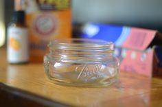 7 Beautiful Natural Air Freshener Aromatherapy Recipes: Baking Soda