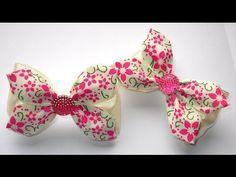 Bow-pin con las manos /DIY/ Tutorial - YouTube