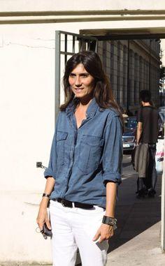Emmanuelle Alt's Closet - I Want To Be An Alt