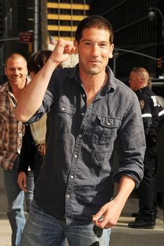 Shane - Jon Bernthal, The Walking Dead