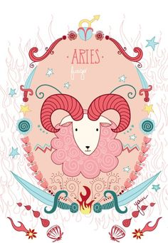Fire sign Aries