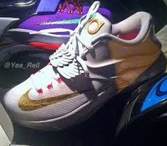 c4e7dc9639d This image of an upcoming Nike KD 7 Premium has been circulating the net