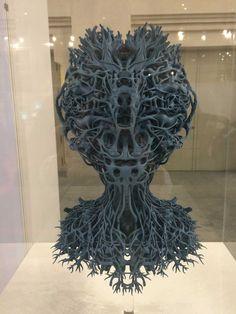 3D Printed sculpture