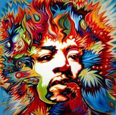 Jimi Hendrix..........