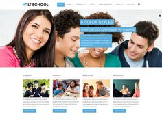 LT School  is a great and clean free responsive joomla education template well suited for colleges, schools, the universities, kindergartens, online courses and other education related websites. School Joomla template also builds with bootstrap based on strong template framework with strong shortcodes, unlimited positions, drag-drop layout and 4 color styles.