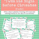 Free! 'Twas the Night Before Christmas- I Have Who Has