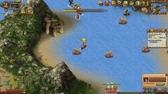 Seas of Gold is a Free-to-play Browser-based, Pirate themed Role-Playing MMO Game RPGMMO