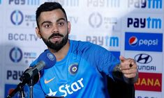 ICC World Cup Virat Kohli Press Conference Told the Early Matches Before the World Cup In the coming World Cup to be pl. Virat Kohli, To Focus, Bowling, World Cup, Conference, Competition, Campaign, Nice, Cricket