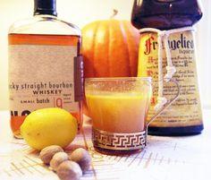 Hot Buttered Pumpkin Toddy [Thirsty Thursday: Halloween Tipples]