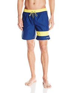 Adidas Mens Energy V Volley Swim Short Royal Medium -- Find out more about the great product at the image link.