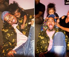 Reunited at last! After weeks of Chris Brown being unable to see or talk to his daughter, Royalty, the father-daughter duo spent some quality time together on Aug. 22, and the pics are just too cute to handle! See all the pics of their reunion here.