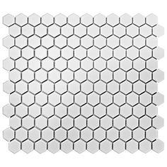 SomerTile FDXMHMW Retro Hex Porcelain Floor and Wall Tile... https://www.amazon.com/dp/B0052ETYLK/ref=cm_sw_r_pi_dp_x_V.Fazb422YFXE