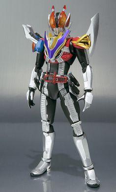 Kamen Rider Den-O Climax Form - December 17, 2011