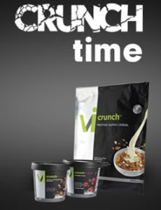Vi Crunch: Significantly Lower Calories from Sugar than Competitors | ViSalus BlogViSalus Blog