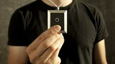 Moving Pictures: Wearable Camera Documents Life Events - I'd NEVER take this off :D