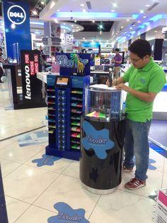 JUMBO launch event in the Mall of Emirates! #MyDubai #MOE #DxB