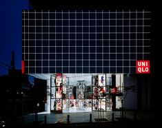 Uniqlo Megastore by Curiosity, Tokyo visual merchandising store design