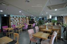 Bookcafe Baobab tree [바오밥나무] in Cheonan. 공부하는 카페, 천안 북카페 바오밥나무 (천안 스터디 카페, 스터디룸 카페, 천안 신부동 스터디 카페, 천안 터미널 스터디 카페) Cheonan cafe, 天安 咖啡馆 (カフェ) ]
