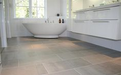 Bricmate J66 Limestone Light Grey 596x596 (mm) | Stonefactory.se Bathroom Inspo, Bathroom Inspiration, Bathroom Interior Design, Interior Decorating, Light Grey Bathrooms, Grey Baths, Bad Inspiration, Amazing Spaces, Minimalist Home