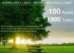 "Godrej Golf Links Evoke is a high-end residential villas project, which is located at Greater Noida, Sector 27 next to Pari Chowk. The project is being launched by a trustworthy name of the real estate, ""Godrej Properties""."