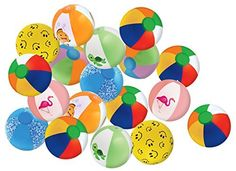 "Kangaroo's 8"" Beach Balls, (25-Pack); Summer Birthday Par... https://www.amazon.com/dp/B011WGHS0K/ref=cm_sw_r_pi_dp_x_ObdGybVQ2193E"