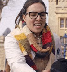 """""""I guess you could say that her scarf was.FOURSHADOWING"""" <--Totally dying over that. <--There is nothing better than a joke about Doctor Who. I Am The Doctor, Doctor Who, Long Way Round, Hello Sweetie, Nerd Love, Don't Blink, Torchwood, Geek Out, Dr Who"""