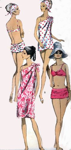 """Vogue 6752, ca. 1967 
