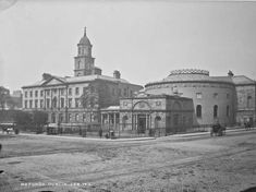 Rotunda Hospital, Dublin in the early - my birthplace in the mid Ireland Pictures, Images Of Ireland, Old Pictures, Old Photos, Gone Days, Photo Engraving, Digital Archives, Opera Singers, Dublin Ireland