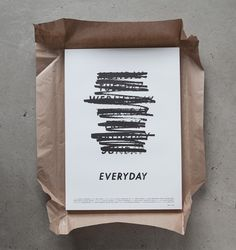 Everyday — Albin Holmqvist on Inspirationde