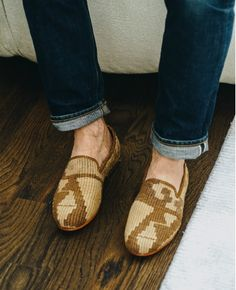 Giving Tuesday: Nate + Jeremiah x Artemis Collaboration Nate And Jeremiah, Giving Tuesday, Nate Berkus, Things To Buy, Stuff To Buy, Working Together, Artemis, Espadrilles, Loafers