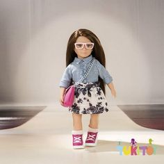4426f018507 Las 9 mejores imágenes de Muñecas en 2017   Plushies, Mini doll ...
