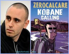 KOBANE CALLING - ZEROCALCARE Il consiglio di lettura di oggi della Denny! http://tucc-per-tucc.blogspot.it/2016/06/kobane-calling-zerocalcare.html