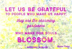 The Charming Gardeners Who Make Our Soul's Blossom
