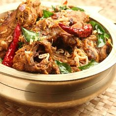 Chicken+Chettinad - NDTV