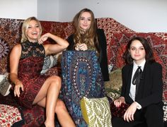Alice Olivia Show Spring 2016 New York Fashion Week 15sept2015 `tls