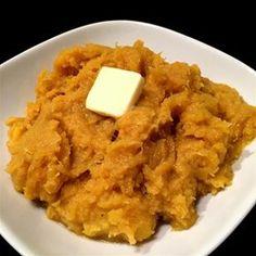 Sweet and Yummy Mashed Acorn Squash - Allrecipes.com