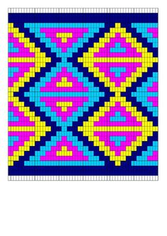 Would also look good done in cross stitch,quilt,or filet crochet. Tapestry Crochet Patterns, Bead Loom Patterns, Beading Patterns, Embroidery Patterns, Cross Stitch Patterns, Knitting Patterns, Crochet Handbags, Crochet Purses, Crochet Chart
