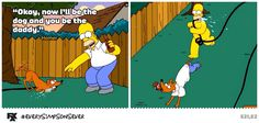 The Simpsons Haha Homer