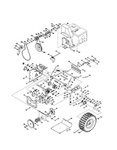 Genuine Craftsman Snow Thrower Parts: Welcome! In this
