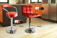 Breakfast Bar Stools - 4 Designs!