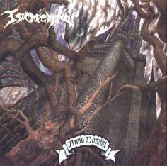 Anno Domini by Tormentor Elizabeth Bathory, Black Metal, Heavy Metal, Anno Domini, Music Albums, My Favorite Music, Album Covers, Painting, Art